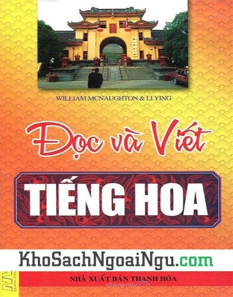 Sách Đọc và viết tiếng Hoa