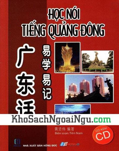Sách Học nói tiếng Quảng Đông
