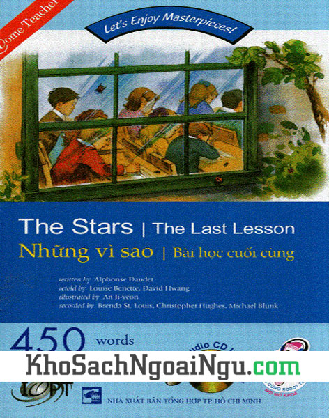 Sách The stars the last lesson