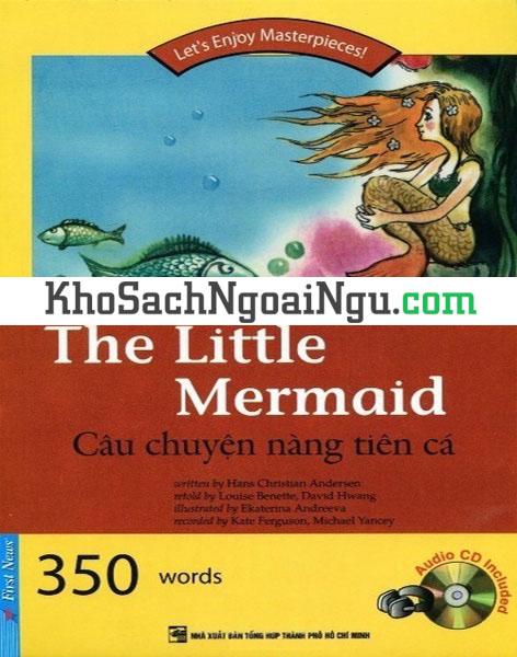 Sách The little mermaid – Câu chuyện nàng tiên cá