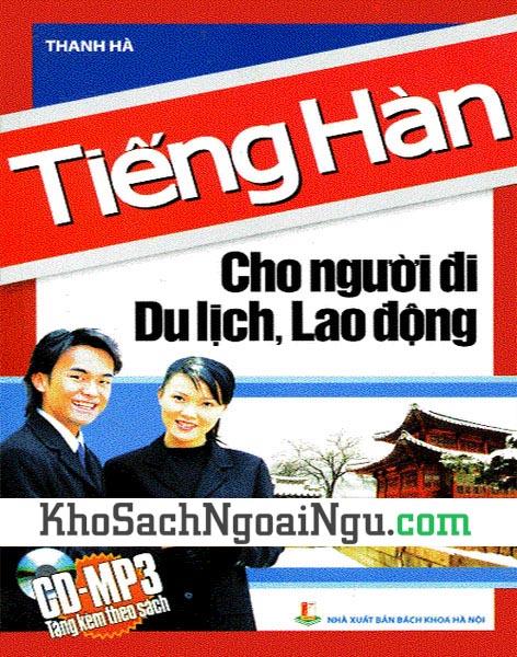 Sách Tiếng Hàn cho người đi du lịch, lao động
