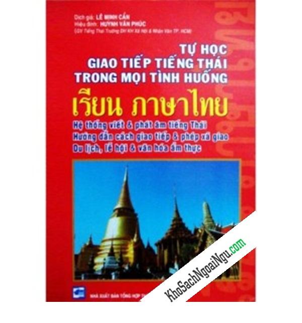 Tự học giao tiếp tiếng Thái trong mọi tình huống