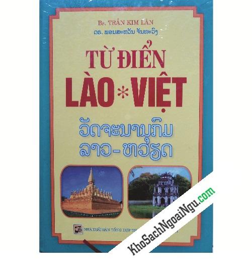 Từ điển Lào - Việt Trần Kim Lân