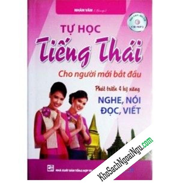 Tự học tiếng Thái cho người mới bắt đầu