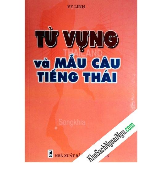 Từ vựng và mẫu câu tiếng Thái