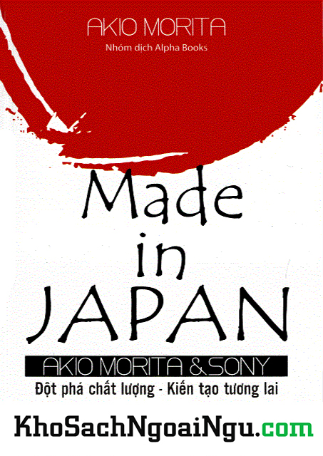 Made in Japan - Chế Tạo Tại Nhật Bản