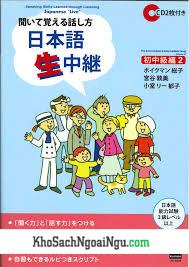 Nihongo nama chuukei sơ trung cấp 2 kèm CD